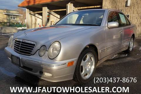 2002 Mercedes-Benz E-Class for sale in Waterbury, CT