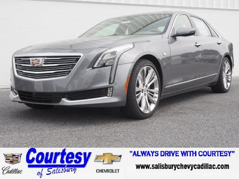 2018 Cadillac CT6 for sale in Salisbury, MD
