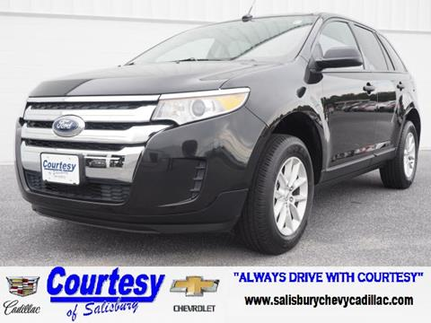 2014 Ford Edge for sale in Salisbury MD