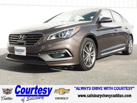 2015 Hyundai Sonata for sale in Salisbury MD