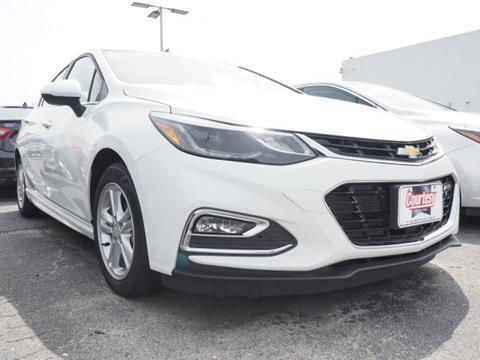 2017 Chevrolet Cruze for sale in Salisbury MD