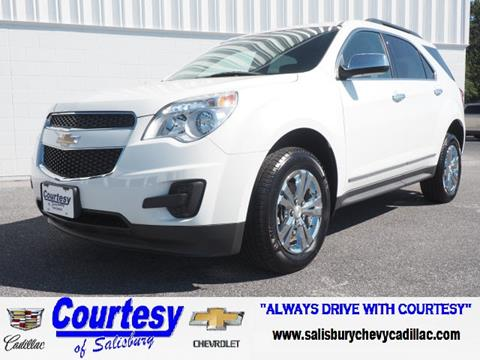 2015 Chevrolet Equinox for sale in Salisbury, MD