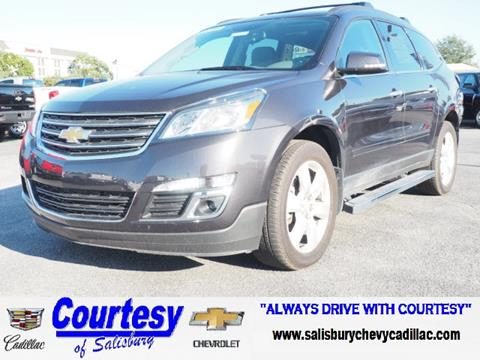 2017 Chevrolet Traverse for sale in Salisbury MD