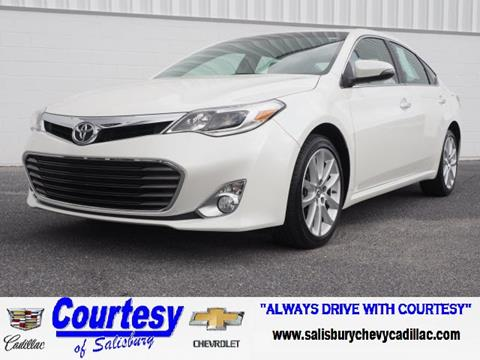 2013 Toyota Avalon for sale in Salisbury MD