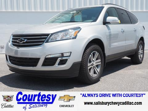 2017 Chevrolet Traverse for sale in Salisbury, MD