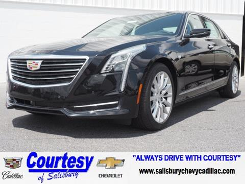 2017 Cadillac CT6 for sale in Salisbury, MD