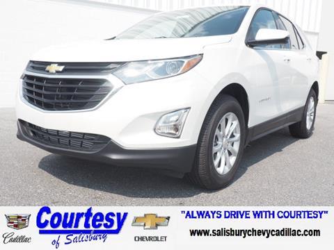2018 Chevrolet Equinox for sale in Salisbury, MD