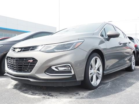 2017 Chevrolet Cruze for sale in Salisbury MD