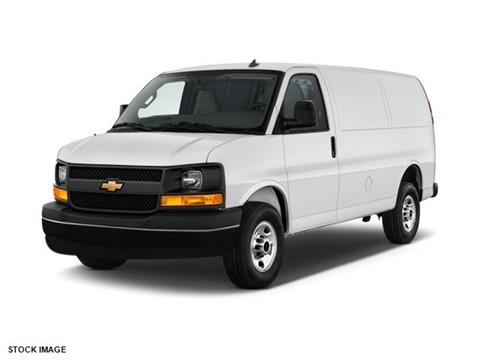 2017 Chevrolet Express Cargo for sale in Salisbury MD