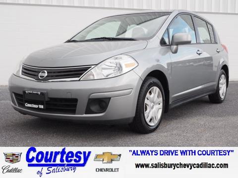2011 Nissan Versa for sale in Salisbury, MD