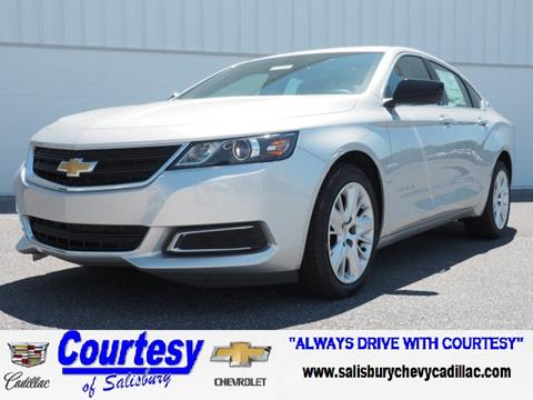 2017 Chevrolet Impala for sale in Salisbury MD