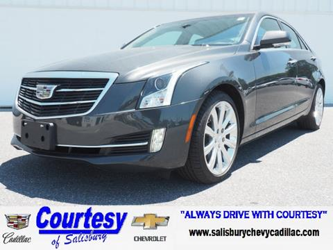 2015 Cadillac ATS for sale in Salisbury, MD