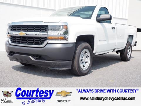 2018 Chevrolet Silverado 1500 for sale in Salisbury, MD