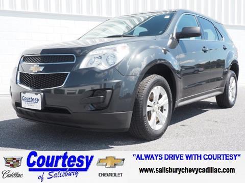 2014 Chevrolet Equinox for sale in Salisbury, MD