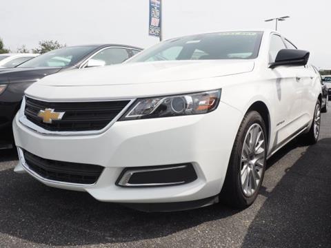 2017 Chevrolet Impala for sale in Salisbury, MD