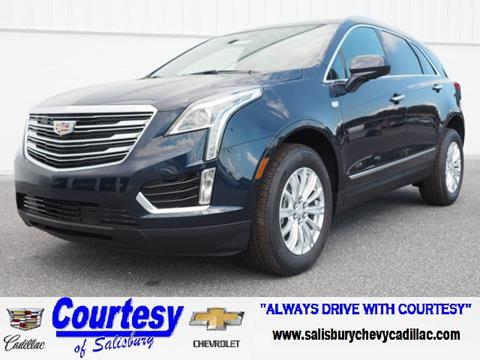 2017 Cadillac XT5 for sale in Salisbury, MD