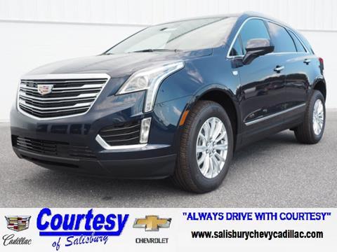 2017 Cadillac XT5 for sale in Salisbury MD