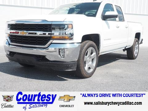 2017 Chevrolet Silverado 1500 for sale in Salisbury MD