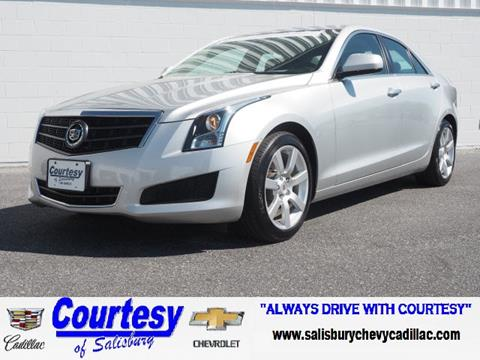 2013 Cadillac ATS for sale in Salisbury, MD