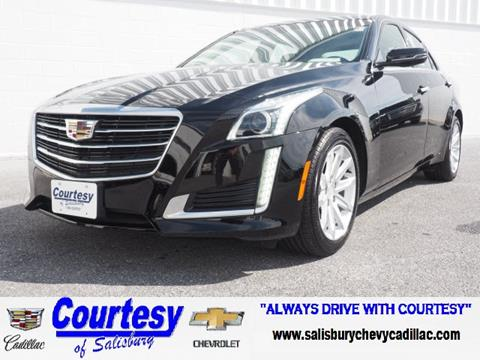 2015 Cadillac CTS for sale in Salisbury, MD