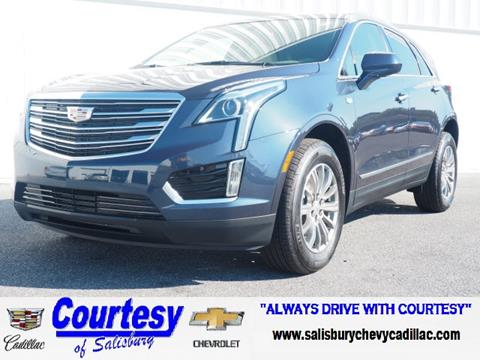 2018 Cadillac XT5 for sale in Salisbury, MD