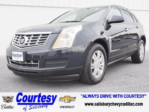 2014 Cadillac SRX for sale in Salisbury MD
