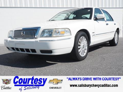 2010 Mercury Grand Marquis for sale in Salisbury MD
