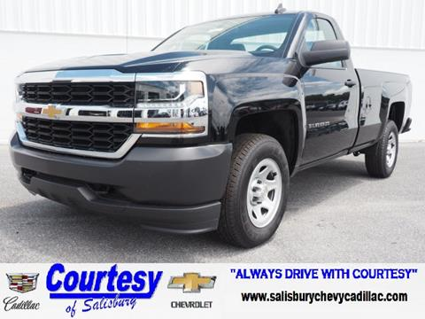 2017 Chevrolet Silverado 1500 for sale in Salisbury, MD