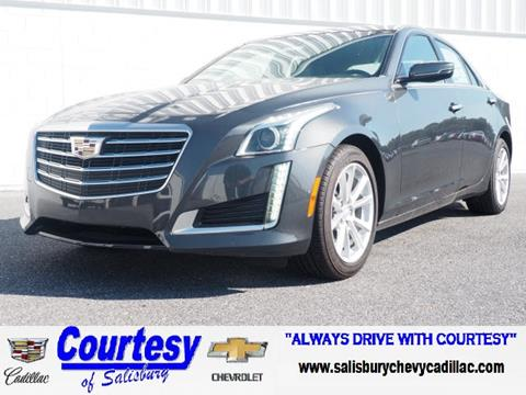2017 Cadillac CTS for sale in Salisbury, MD