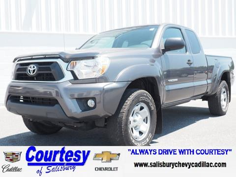 2014 Toyota Tacoma for sale in Salisbury MD