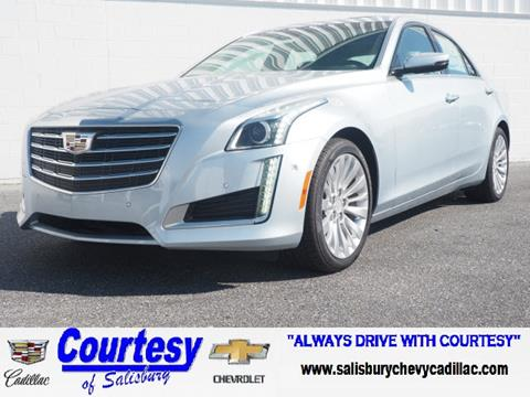 2017 Cadillac CTS for sale in Salisbury MD
