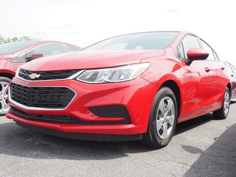 2017 Chevrolet Cruze for sale in Salisbury, MD