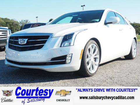 2016 Cadillac ATS for sale in Salisbury, MD