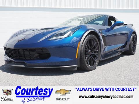 2017 Chevrolet Corvette for sale in Salisbury, MD
