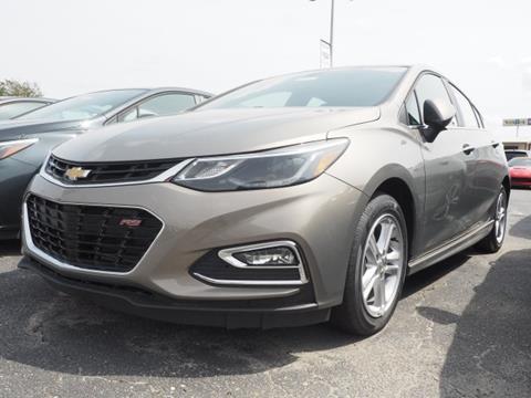 2017 Chevrolet Cruze for sale in Salisbury, MD