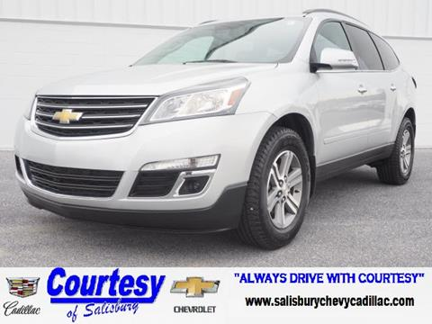 2015 Chevrolet Traverse for sale in Salisbury, MD