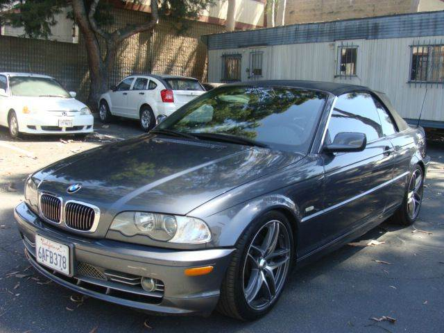 2002 Bmw 3 Series 330Ci 2dr Convertible In Montclair CA  Apex Motors