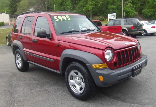 2005 Jeep Liberty Sport 4dr SUV In Asheville Alexander