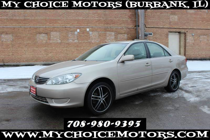 2005 Toyota Camry Le V6 In Posen Il My Choice Motors