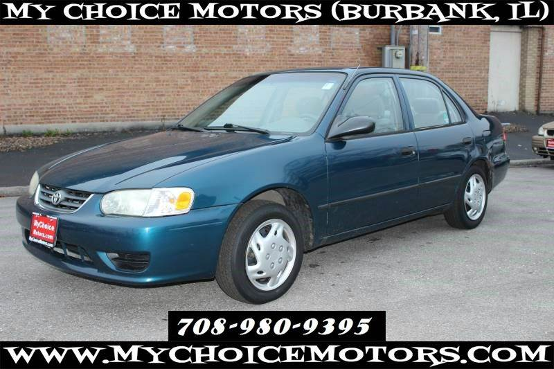 2002 Toyota Corolla Ce In Posen Il My Choice Motors
