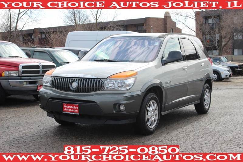 2003 buick rendezvous cx 4dr suv in posen il your choice. Black Bedroom Furniture Sets. Home Design Ideas