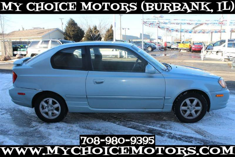 2004 Hyundai Accent Gl 2dr Hatchback In Posen Il My