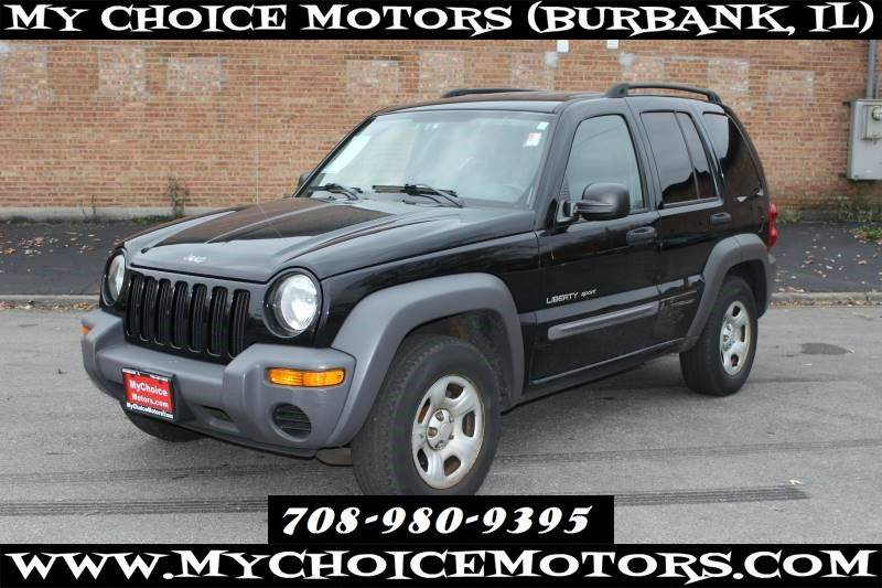 2003 Jeep Liberty Freedom Edition 4wd In Posen Il My