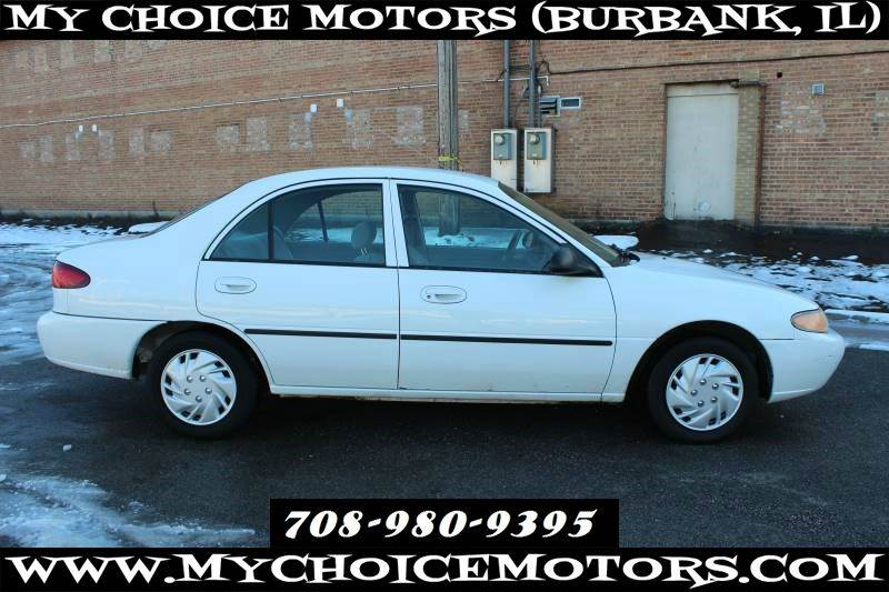1999 Ford Escort Lx In Posen Il My Choice Motors
