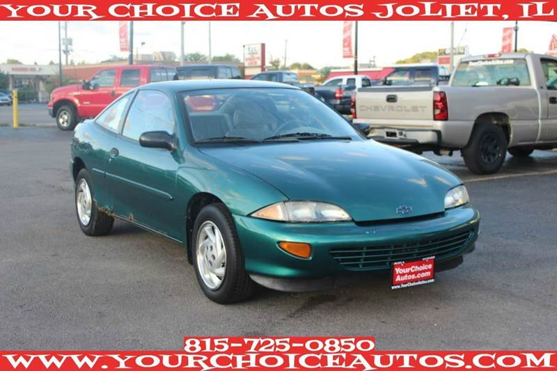 1998 Chevrolet Cavalier 2dr Coupe In Posen Il My Choice