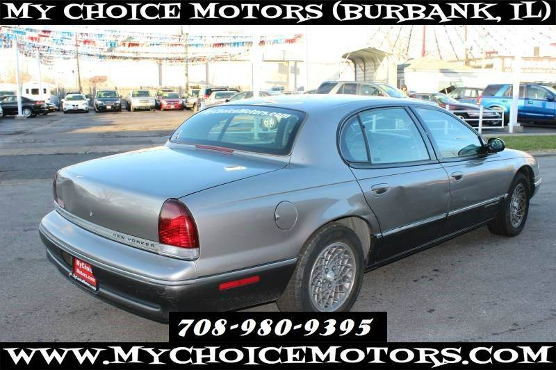 1996 Chrysler New Yorker Sedan In Posen Il My Choice Motors