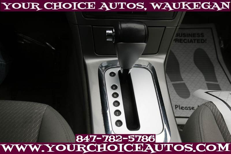 2008 Saturn Aura Xe 4dr Sedan V6 In Posen Il My Choice