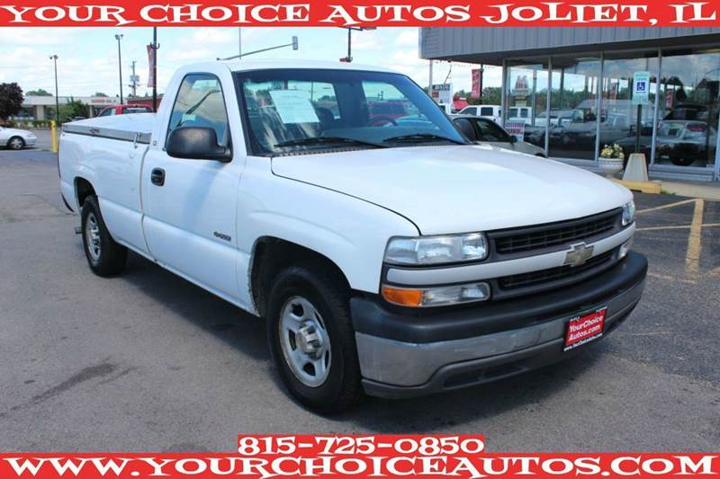 2001 chevrolet silverado 1500 one owner good tires work truck long bed towing package. Black Bedroom Furniture Sets. Home Design Ideas