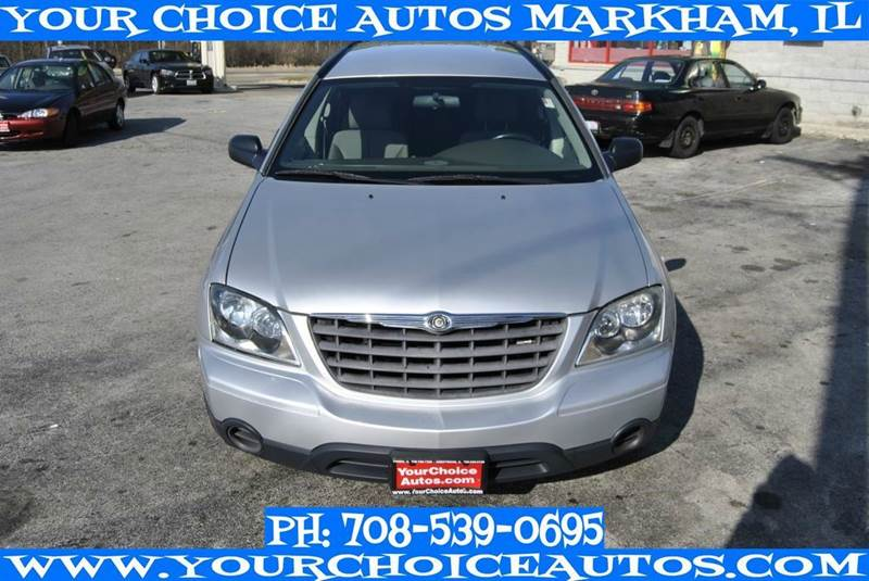 2005 Chrysler Pacifica Awd Wagon In Posen Il My Choice