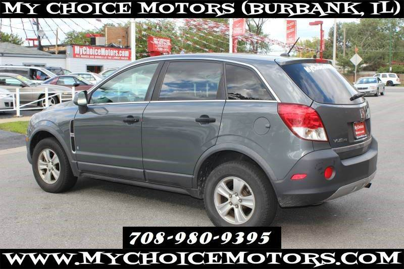 2009 saturn vue in posen il your choice autos. Black Bedroom Furniture Sets. Home Design Ideas